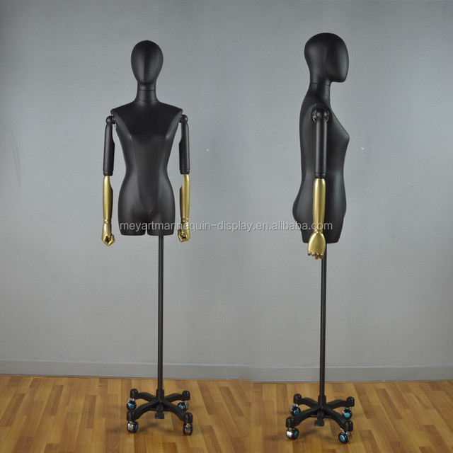 half body female torso, female bust mannequin
