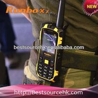 Rugged IP67 walkie-talkie Runbo X1 waterproof dustproof shockproof t mobile rugged phone 2012