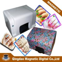 easy operation digital DIY crazy nail art printer