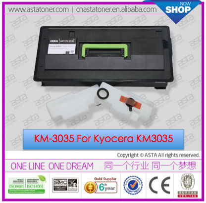 ASTA Factory directly sell For Kyocera Mita KM-3035 Toner Cartridge