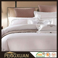 Hotel and home use bed runner bed throw and bed textile