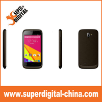 4inch low price china mobile phone ips MTK6572 dual core android 4.4 smartphone with two camera