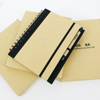 A5 Custom Hardcover Kraft Notebook for Promotion
