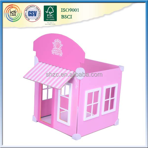 wooden toys wholesale in 2017 mini doll house