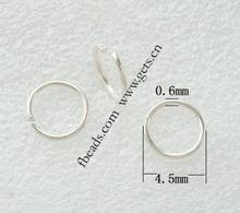 925 sterling silver open jump ring jump rings 87580