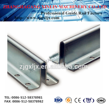 Elevator component hollow guide rail TK5A TK3A in China