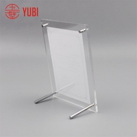Best quality hot-sale clear acrylic frameless picture frame