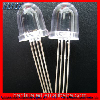 hot selling color changing 5mm 8mm 10mm RGB commercial led diode