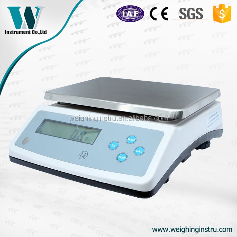 electric electronic weighing scale with computer interface kitchen