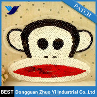 Customized Personalized Cheap Embroidery Chenille Patches
