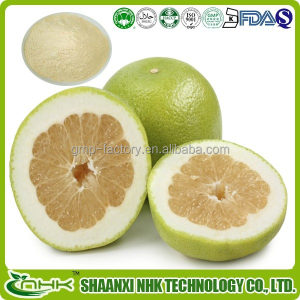 Made in china organic and natural naringin / pomelo peel extract / grapefruit seed extract