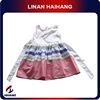 children cotton dresses sleeveless print smock