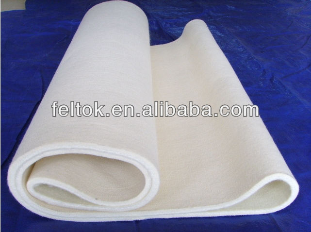 Factory 100% Nomex Endless Felt For Pleating Machine