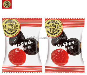 HFC 3111 mulberry shape gummy candy