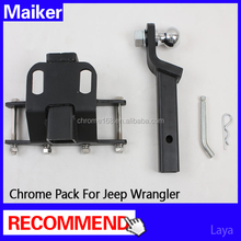 good selling 4*4 Auto Accessories Chrome Pack for wrangler jeep from Maiker