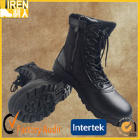 black patent leather military boots delta military boots
