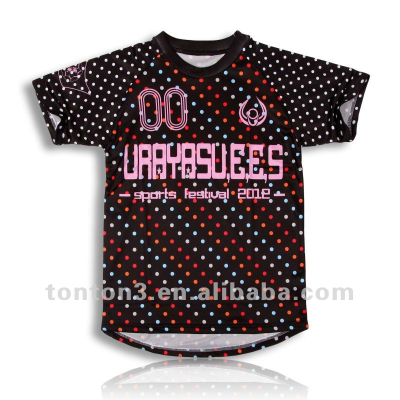 Mesh sublimated custom baseball jersey