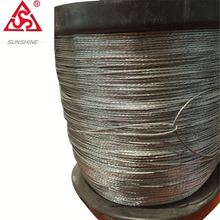 Cold drawing bwg21 electric galvanized iron wire