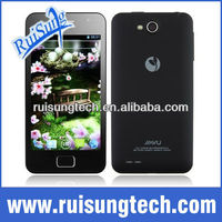 Jiayu G2 phone 1GB+4GB MTK6577 android 4.0 GPS G2S black white