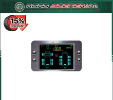 Tire pressure monitor display receiver digital TPMS for truck use