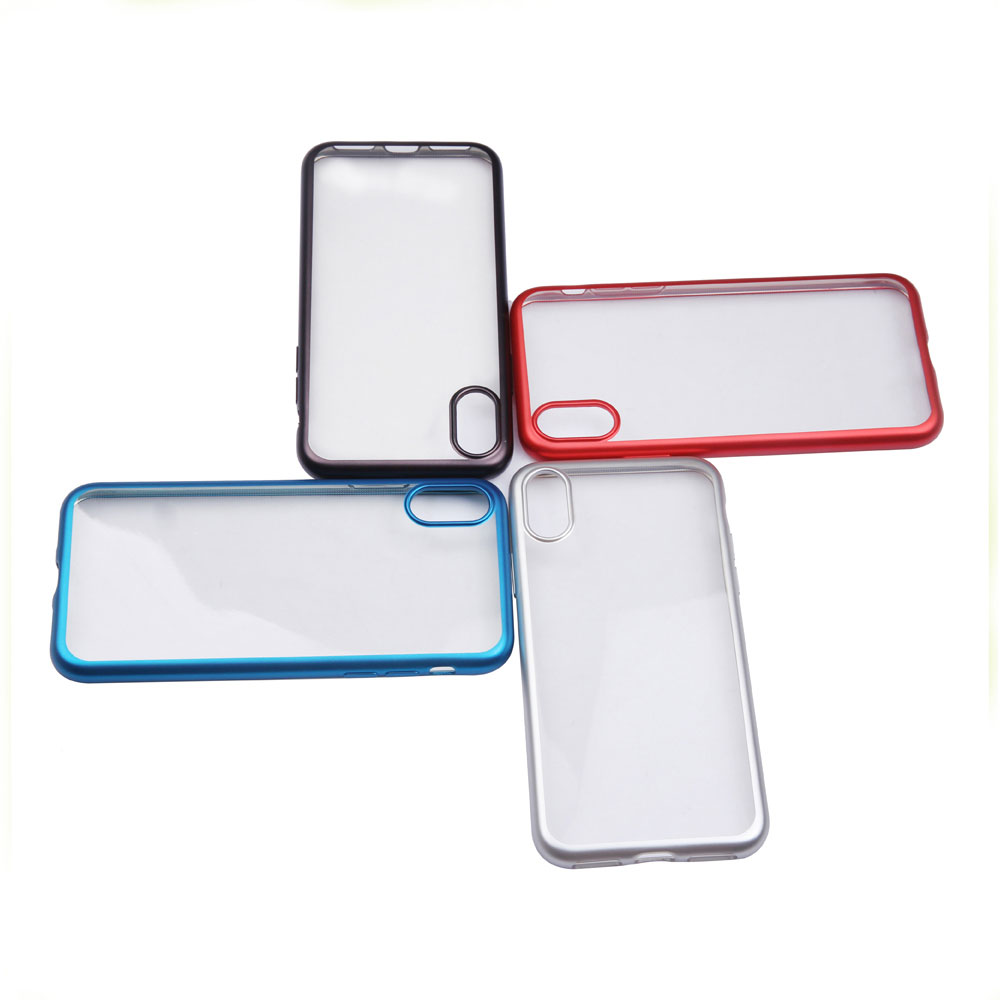 2017 newest cheap transparent tpu phone case for phone mobile