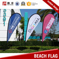 National promotion polyester beach flag price