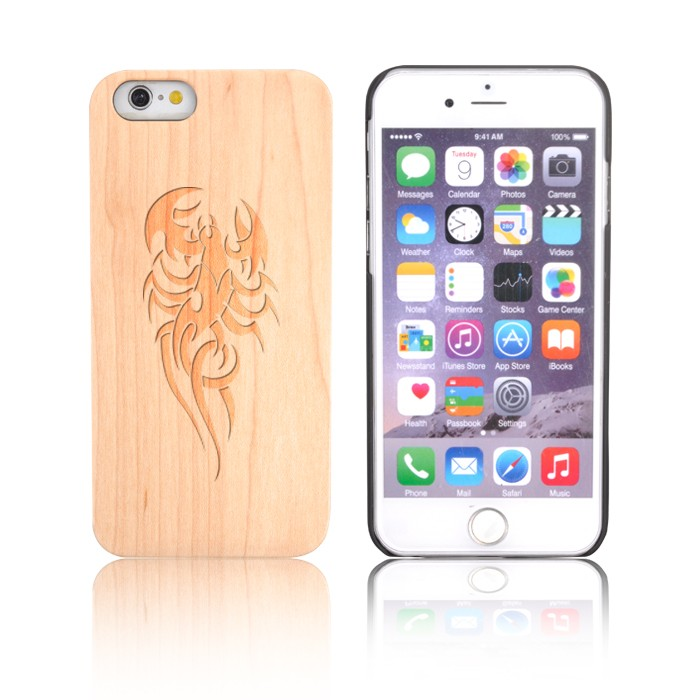 Best Quality Imported Natural Wood Cheap Mobile Phone Covers