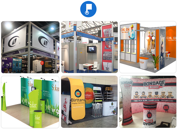 Modern Exhibition Booth Design : Modern trade show standard exhibition booth design buy