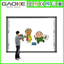 Customized movable white board /high quality aluminium frame optical whiteboard for sale /portable writing board