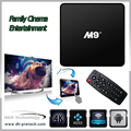 quad core Full HD 3840x2160P android tv box MINI pc stick