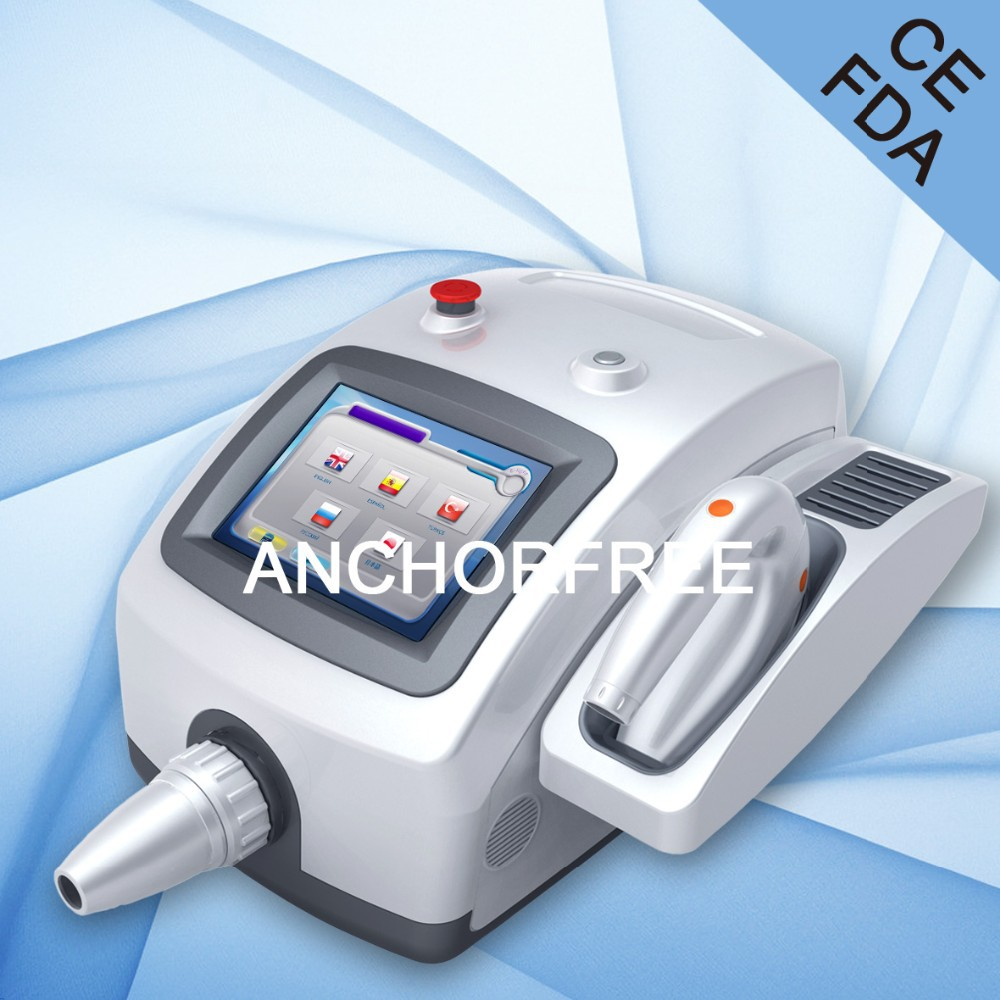 IPL + Elight + RF Hair Removal Machine / Facial Instruments (A22)
