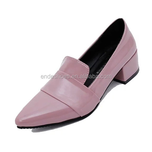 summer 2016 pointed handmade ladies spanish leather shoes women lady