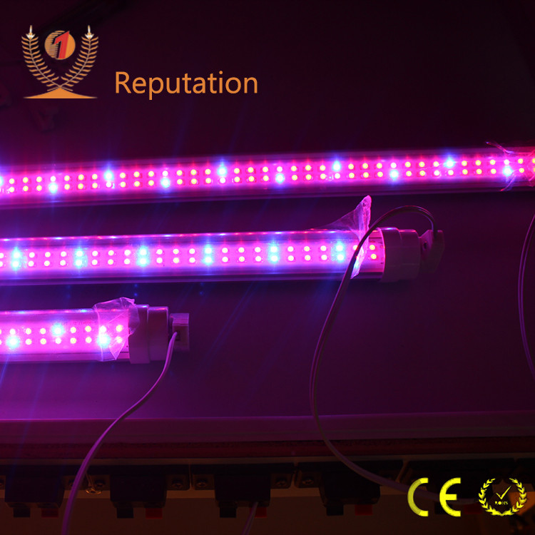 2016 factory promotion low price led plant grow tube light