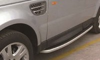 car exterior accessories running board for Range Rover Sport