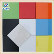 China professional supplier of 150x150mm 3d printing high quality ceramic glazed wall tiles with inviting design