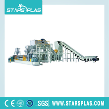 MPE1000 PP PE Plastic Film cleaning washing recycling machine