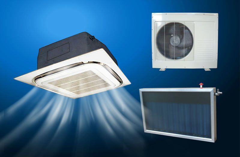 solar powered window air conditioner,solar air conditioner split system