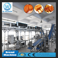 Bread Making Machine Arabic Pita Bread
