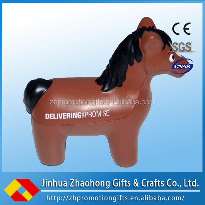 Hot Sale Promotional gift animal pu ball / / PU Foam Ball