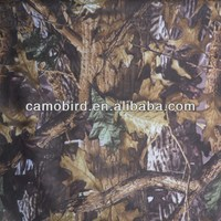0-11 Autumn Dead Leaves Flag Brush Camouflage Material Cloth 3D Camo Fabric