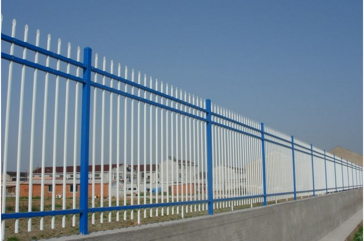 Zinc steel balcony fence