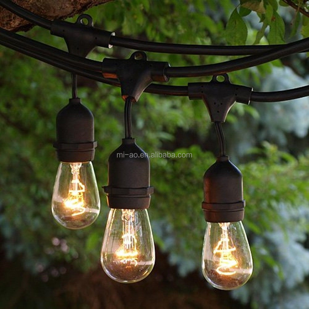 Christmas Party Outdoor Waterproof Street Lighting 10M 60 LED garden solar string lights for sale decoration