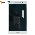 Replacement tablet assembly touch screen digitizer for ASUS Z380 white