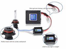 High quality mini HID xenon kit all in one 35W AC 12v H1 H7 H3 H8 6000K waterproof