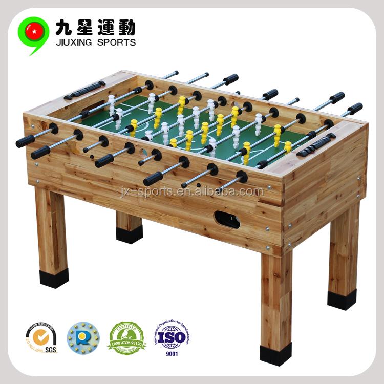 Regulation Size Foosball Table Kicker Table Professional Table Football