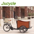 cargo tricycle bicycle/bicycle with cargo box