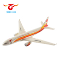 top quality ABS plane A330-200 model wholesale return gifts with low price