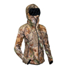 women winter softshell jacket camo hunting jacket waterproof