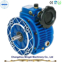 UDL Series Helical Gearing Stepless Variator / Reducer Gearbox