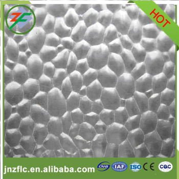Pebble embossed aluminum coil sheet 3004 for power plant